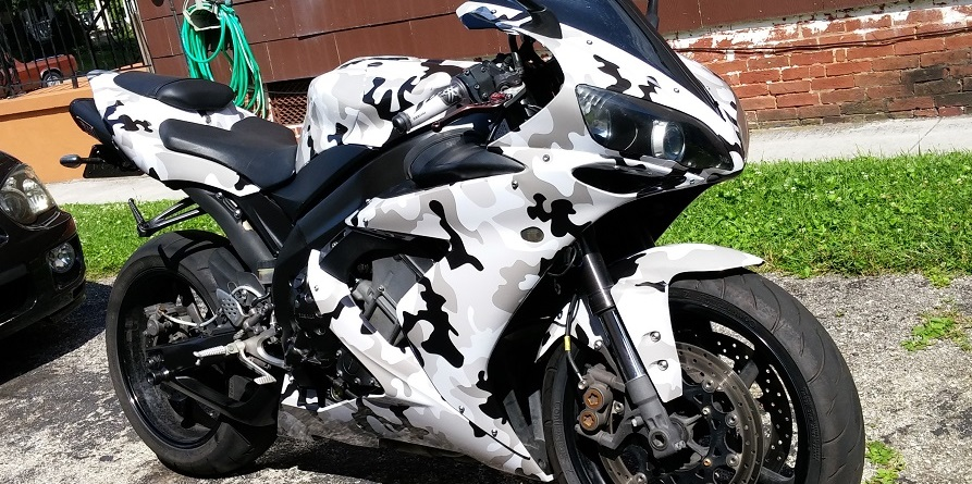 Motorcycle Wrap Kits Motorbike Dirtbike Moped